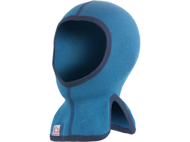 Woolpower 200 Balaclava Barn dolphin blue
